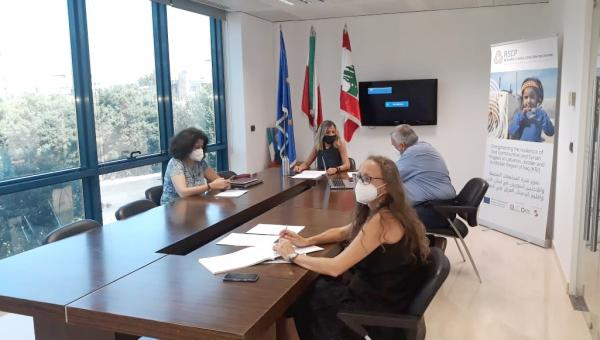 Third Meeting of the National Steering Committee in Lebanon